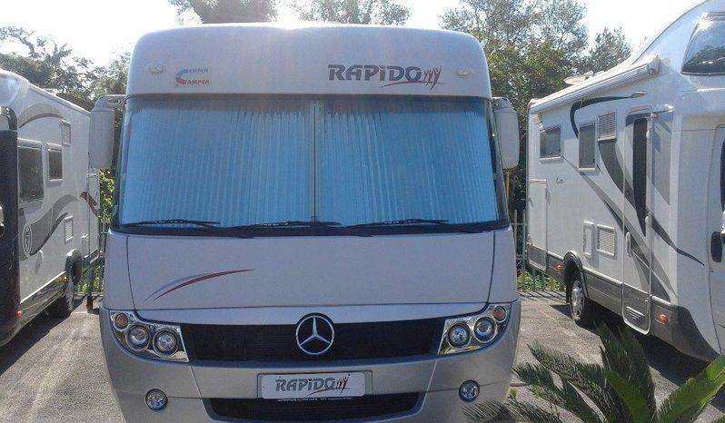 Rapido 996m Cv 184 Camper  Integrato Usato - foto 8