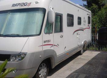 Rapido 996m Cv 184 Camper  Integrato Usato - foto 10