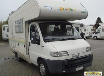 Caravans International Carioca 20 Camper  Mansardato Usato - foto 2