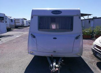 Foto Caravelair Ambiance Style 450 Camper  Roulotte Usato