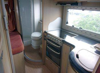 Mobilvetta Kimu 122 Camper  Integrato Usato - foto 10