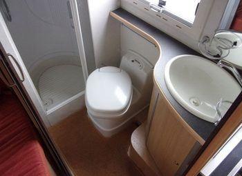 Mobilvetta Kimu 122 Camper  Integrato Usato - foto 12
