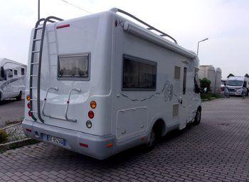 Mobilvetta Kimu 122 Camper  Integrato Usato - foto 22