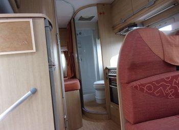 Mobilvetta Kimu 122 Camper  Integrato Usato - foto 3