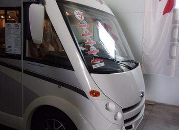 Foto Carthago Compact Line I 144 Qb Camper  Motorhome Nuovo