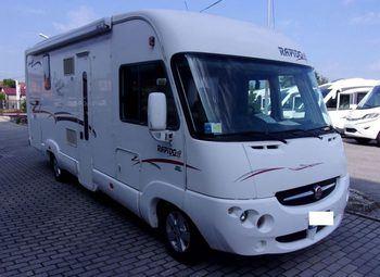 Rapido 9083df Camper  Motorhome Usato