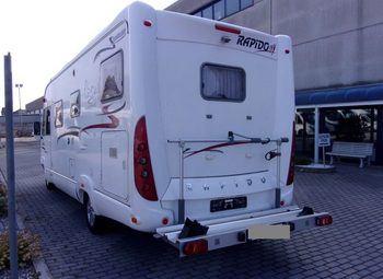 Rapido 9083df Camper  Motorhome Usato - foto 3