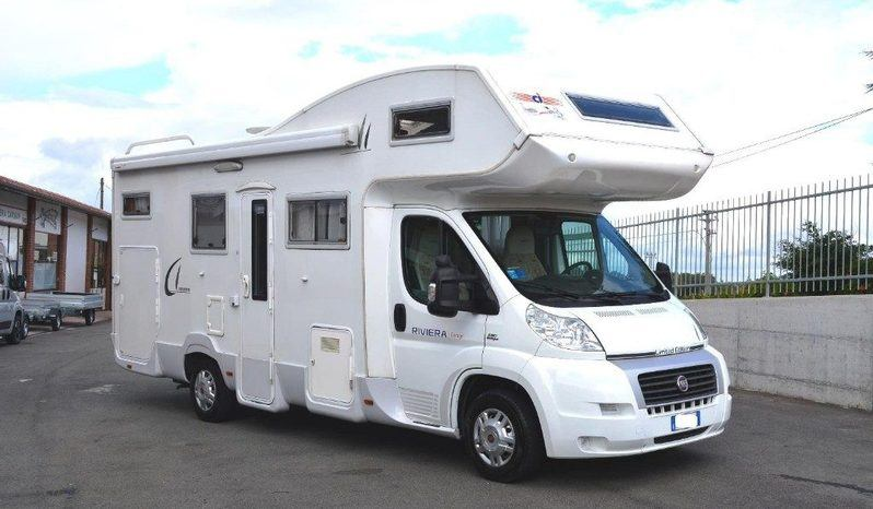 Caravans International Riviera Garage Limited Edition Camper  Mansardato Usato