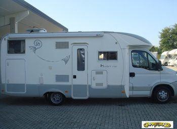 Foto Mobilvetta Huari 1121 Camper  Parzialmente Integrato Usato