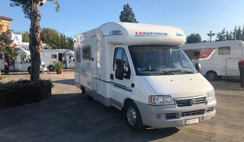 Adria Italia Adriatik 573 Camper  Parzialmente Integrato Usato