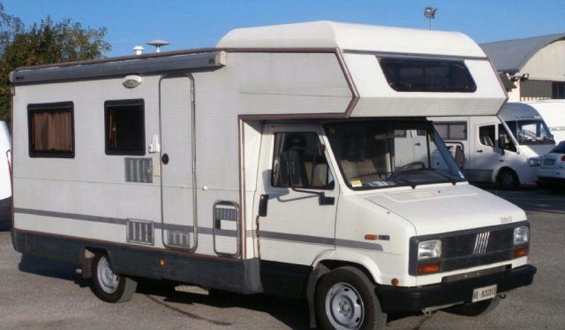 Laika Lasercar 620 Camper  Mansardato Usato