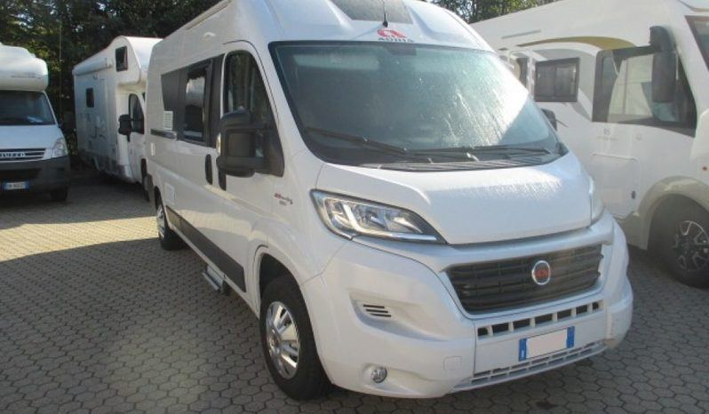 Adria Italia Twin 600 Sp Camper  Furgone/van Usato