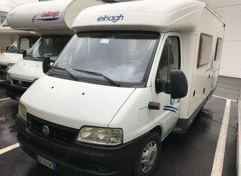 Elnagh Slim 2 Camper  Parzialmente Integrato Usato
