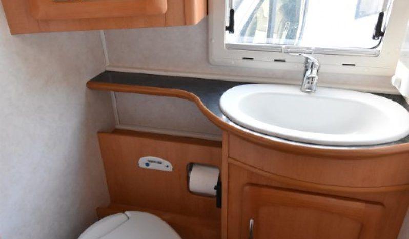 Frankia Luxury Class 820 Camper  Mansardato Usato - foto 11