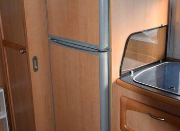 Frankia Luxury Class 820 Camper  Mansardato Usato - foto 13