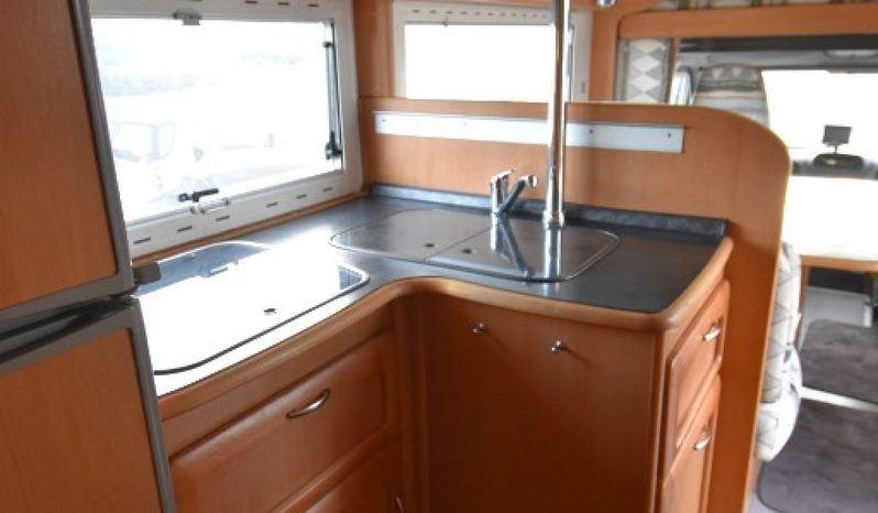 Frankia Luxury Class 820 Camper  Mansardato Usato - foto 15