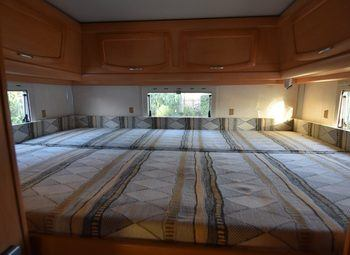 Frankia Luxury Class 820 Camper  Mansardato Usato - foto 20