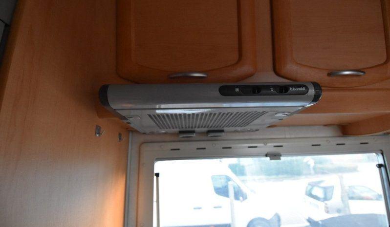 Frankia Luxury Class 820 Camper  Mansardato Usato - foto 21