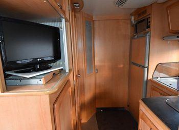 Frankia Luxury Class 820 Camper  Mansardato Usato - foto 22