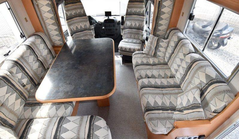 Frankia Luxury Class 820 Camper  Mansardato Usato - foto 7