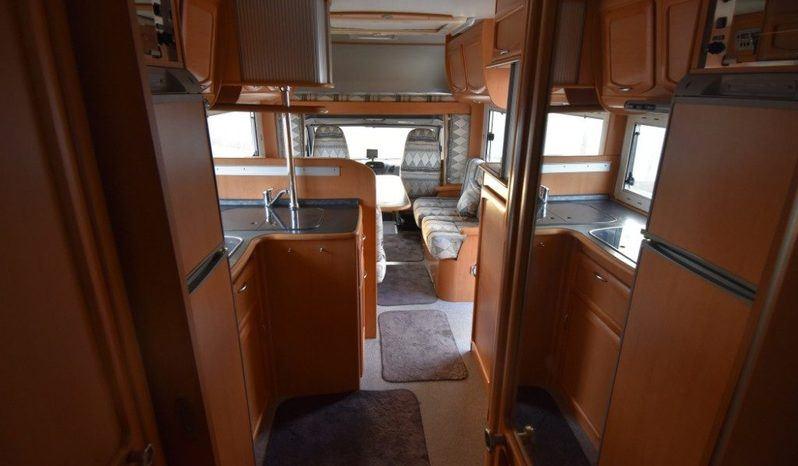 Frankia Luxury Class 820 Camper  Mansardato Usato - foto 8