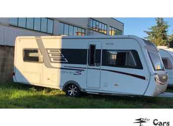 Eriba Hymer Nova S 540 S Camper  Roulotte Usato