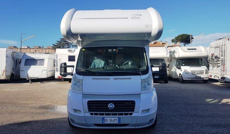 Knaus Sun Traveller 700 Dkg Camper  Mansardato Usato