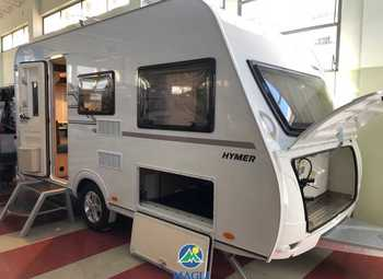 Eriba Hymer Living 425 Camper  Roulotte Nuovo