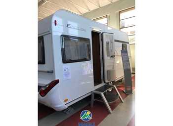 Eriba Hymer Exciting 445 Camper  Roulotte Nuovo