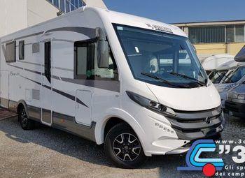 Foto Mobilvetta K-silver I 59 Fine Serie Promo Camper  Motorhome Nuovo