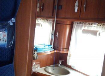 Mobilvetta Kea M73 Camper  Mansardato Usato - foto 20