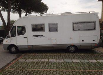Fiat Laika Maxi Ecovip H715 Camper  Puro Usato - foto 2