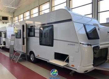 Foto Eriba Hymer Exciting 470 Camper  Roulotte Nuovo