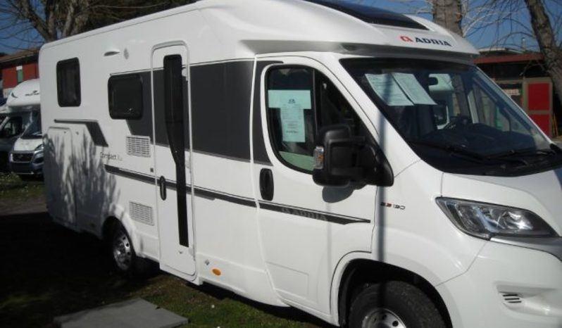 Adria Italia Compact Sl Plus Camper  Integrato Nuovo
