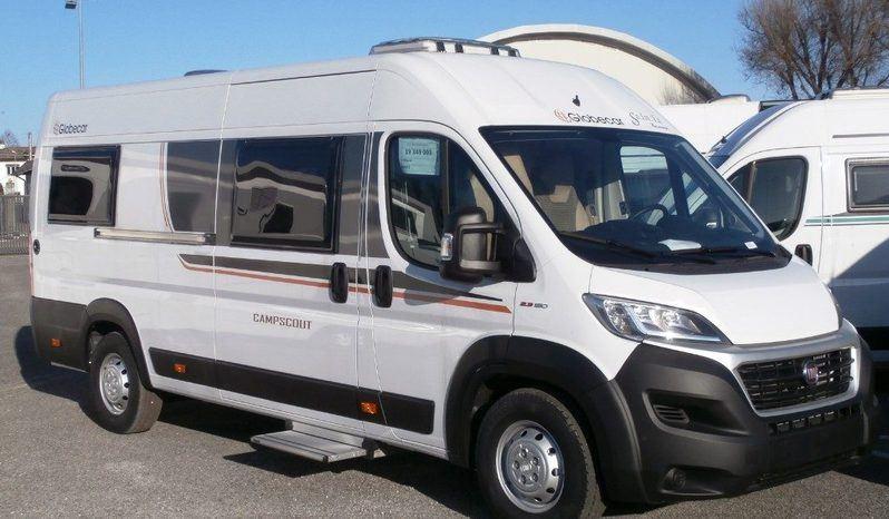 Globecar Campscout Nuovo Camper  Furgone/van Nuovo