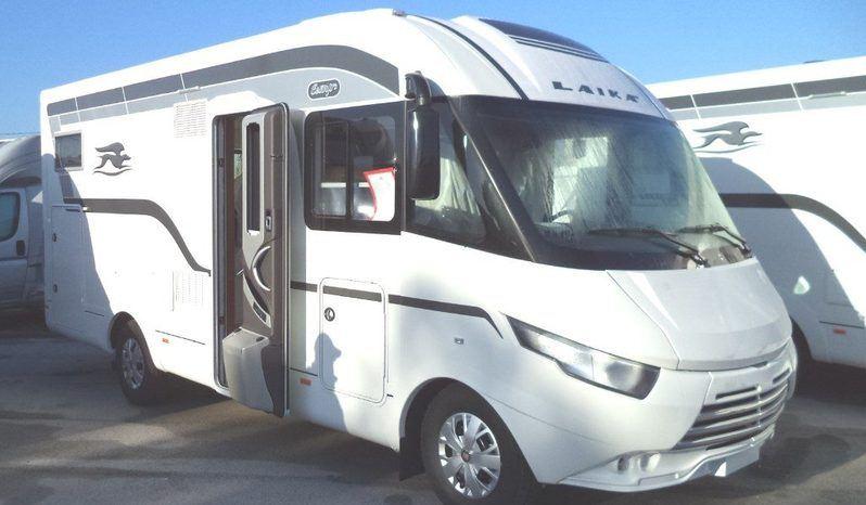 Laika Ecovip 690 Km Zero Camper  Integrato Nuovo