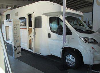 Foto Caravans International Horon 85xt Camper  Parzialmente Integrato Nuovo