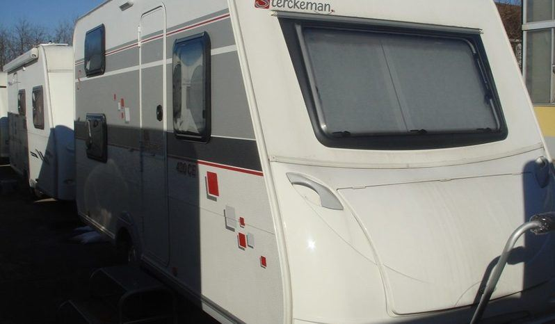 Sterckeman Starlett 420 Ce Camper  Roulotte Usato
