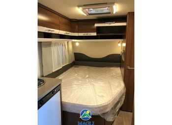 Foto Eriba Hymer Exciting 445 Camper  Roulotte Nuovo