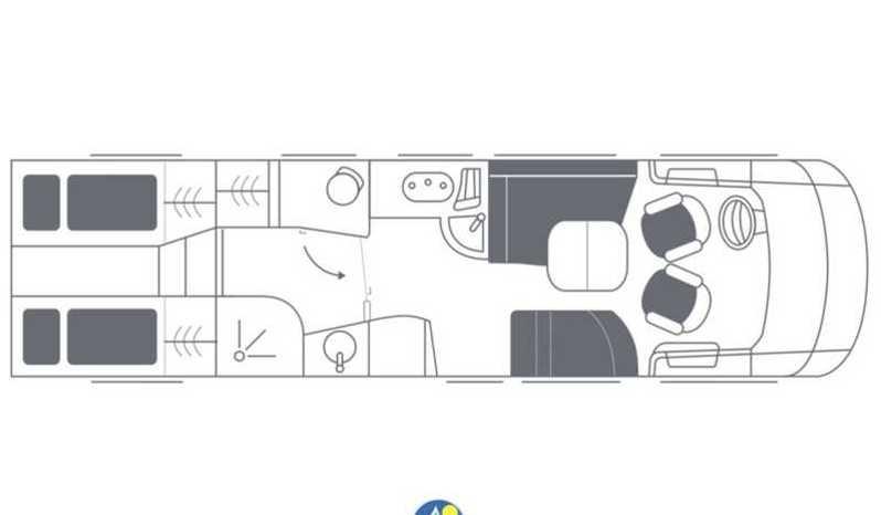 Niesmann&bischoff Arto 2019 Arto 88 Ek Camper  Motorhome Nuovo