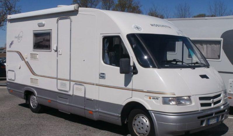 Mobilvetta Euroyacht 100 04/2001 Camper  Motorhome Usato