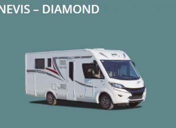 Mc Louis Motor. Nevis 22 Diamond Km Zero Camper  Integrato Km 0
