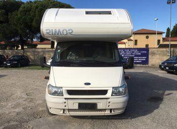 Ford Rimor Super Brig Camper  Mansardato Usato