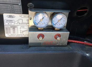 Ford Rimor Super Brig Camper  Mansardato Usato - foto 15