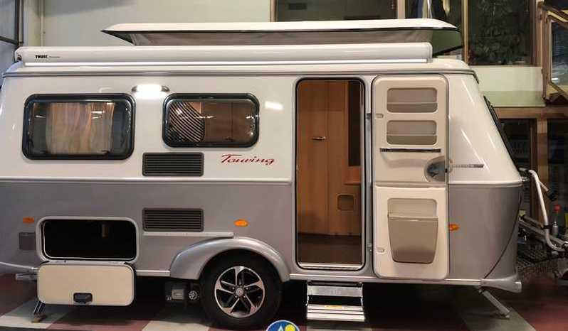 Eriba Hymer Touring Troll 530 - 60 Edition Camper  Roulotte Nuovo - foto 1