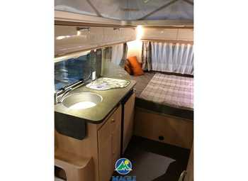 Eriba Hymer Touring Troll 530 - 60 Edition Camper  Roulotte Nuovo - foto 14