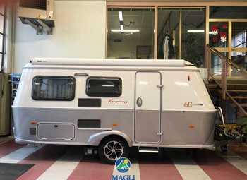 Eriba Hymer Touring Troll 530 - 60 Edition Camper  Roulotte Nuovo - foto 3