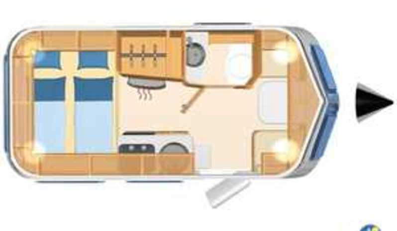 Eriba Hymer Touring Troll 530 - 60 Edition Camper  Roulotte Nuovo - foto 15