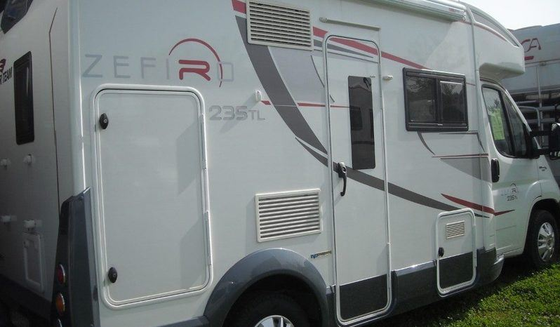 Roller Team Zefiro 235 Camper  Integrato Usato