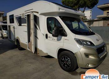 Foto Caravans International Magis 65 Xt Modello 2019 Camper  Parzialmente Integrato Nuovo